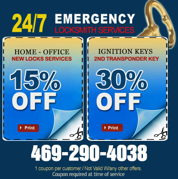 Locksmith Service Dallas Coupon Dallas TX